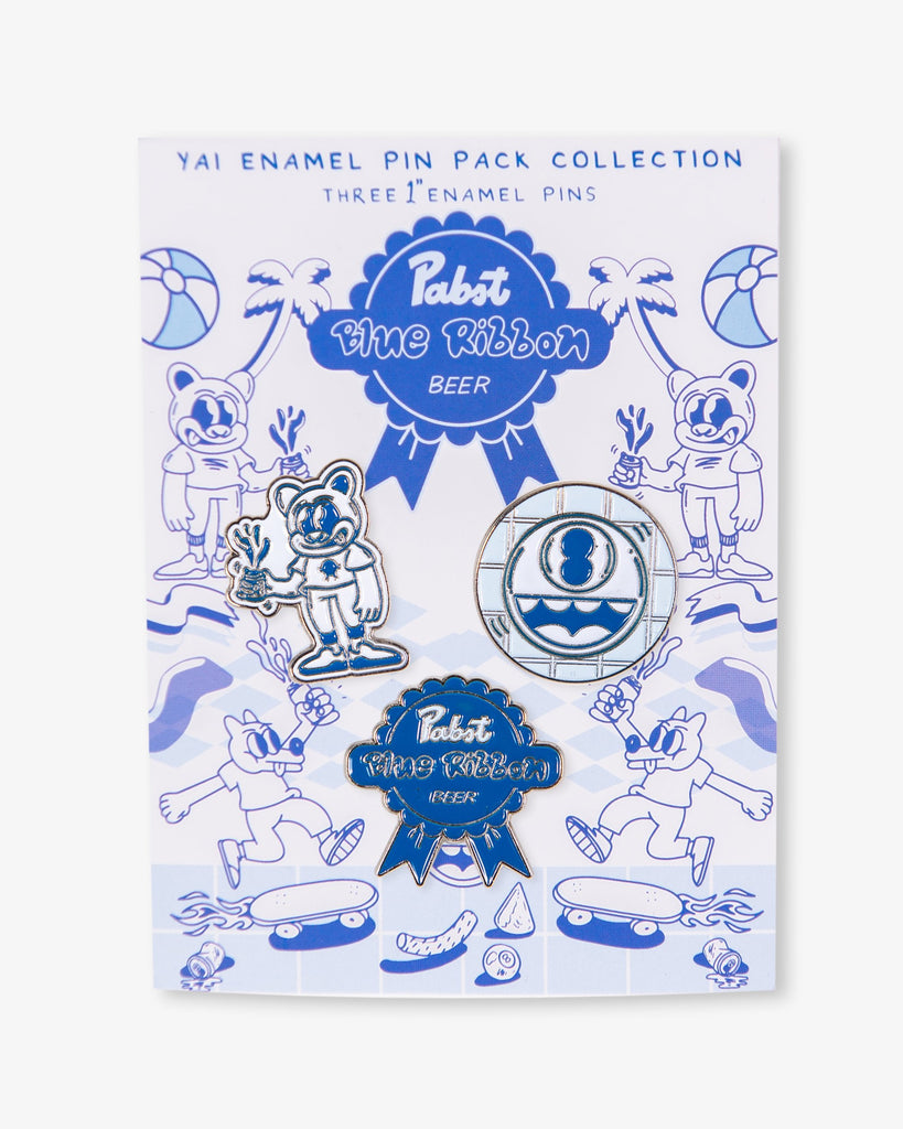 YAI Pin Pack