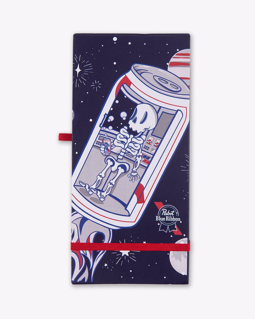Pabst X Ash Notebook