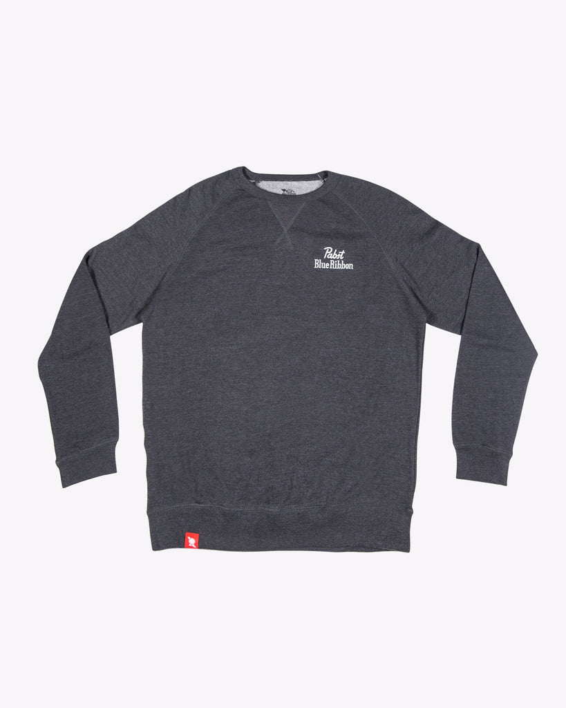 The Brewer Crew Neck - Pabst Blue Ribbon Store