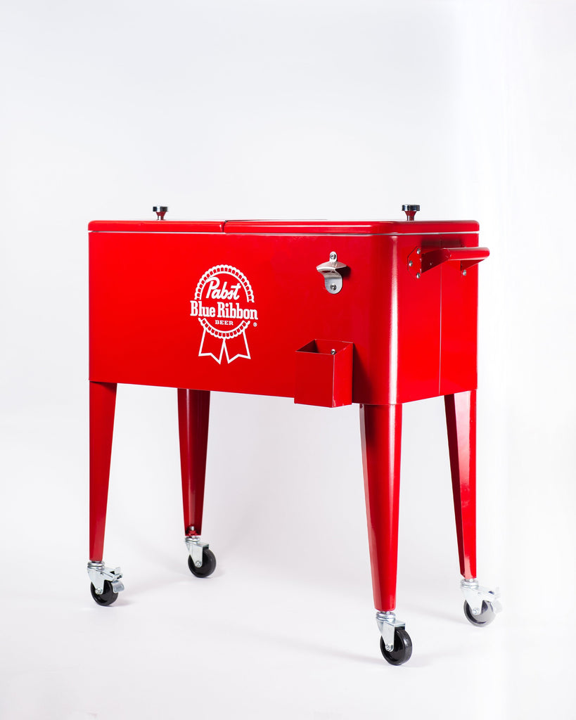 PBR Rolling Cooler - Pabst Blue Ribbon Store