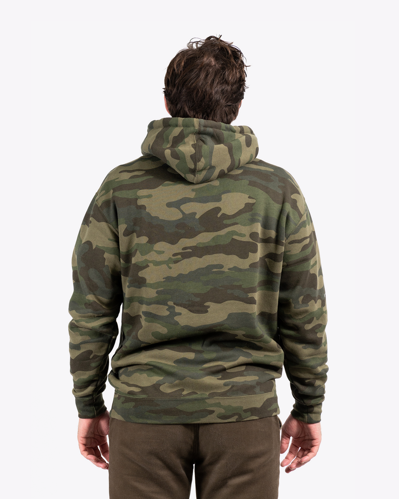 Banner Hoodie Camo