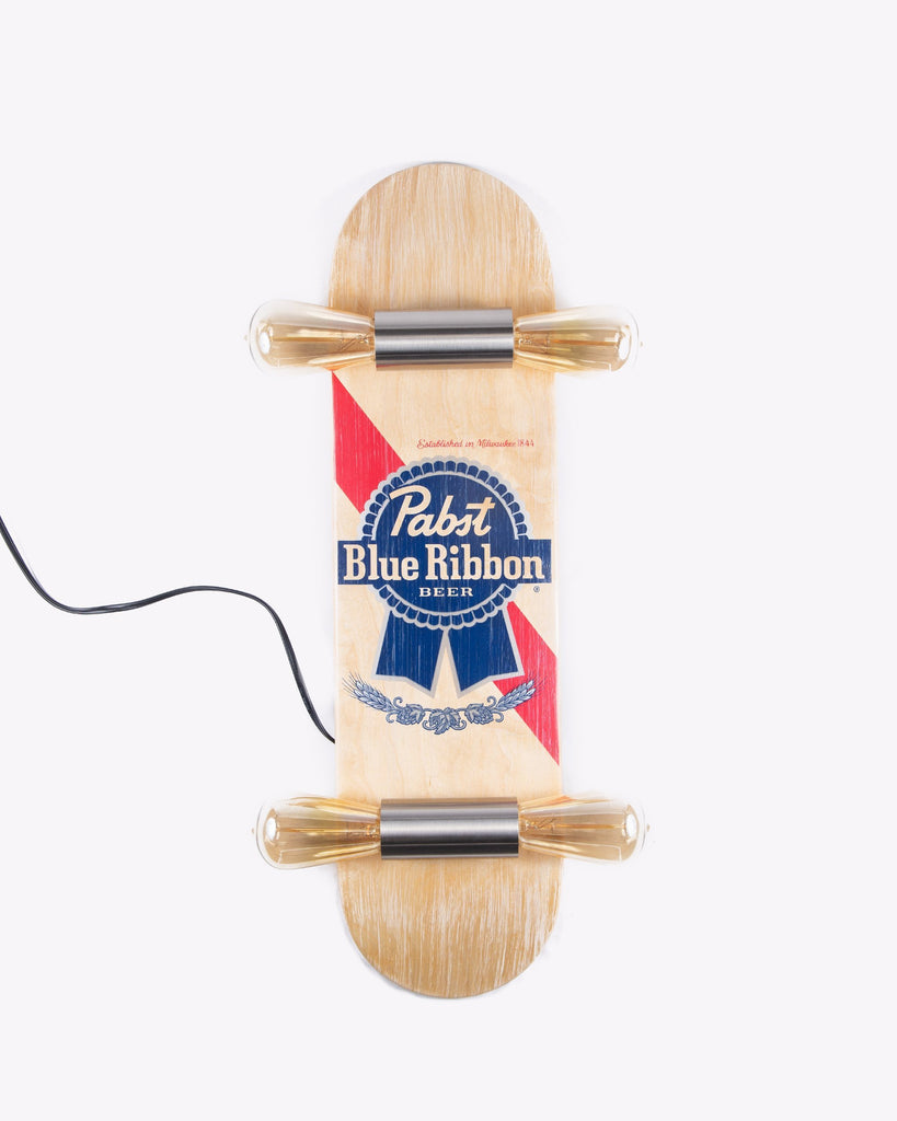 PBR Skateboard Lit Sign