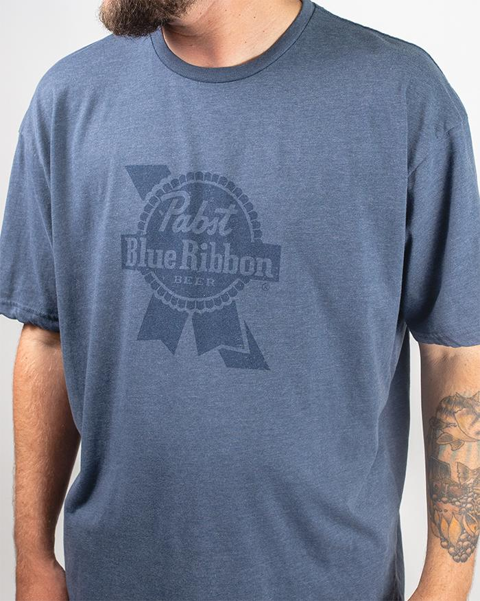 Muted Tee - Pabst Blue Ribbon Store