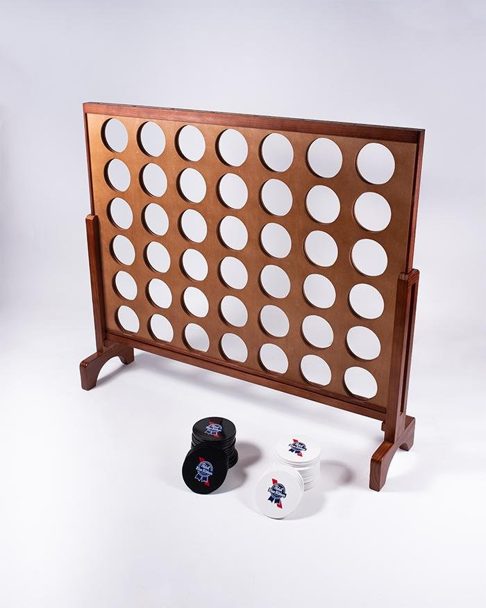 Connect Four - Pabst Blue Ribbon Store