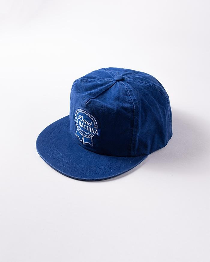 PBR X DEUS BLUE HAT - Pabst Blue Ribbon Store