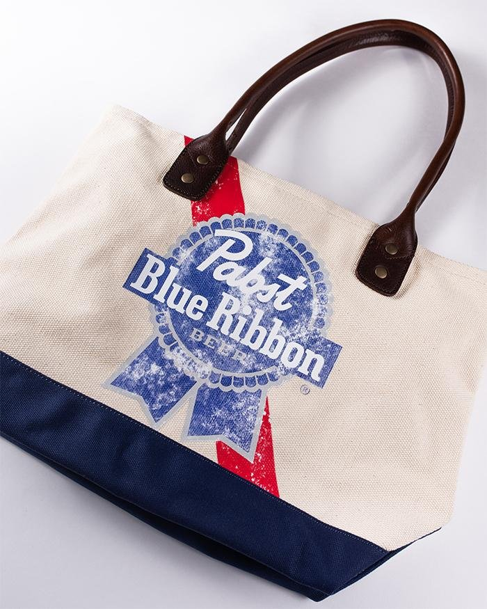 Tote Bag - Pabst Blue Ribbon Store