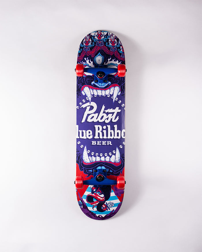 PBR Skateboard - Pabst Blue Ribbon Store