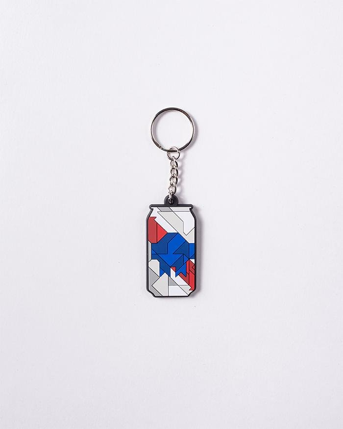 PBR Can KeyChain - Pabst Blue Ribbon Store