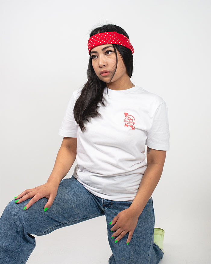 Women's Hoppy Tee - Pabst Blue Ribbon Store