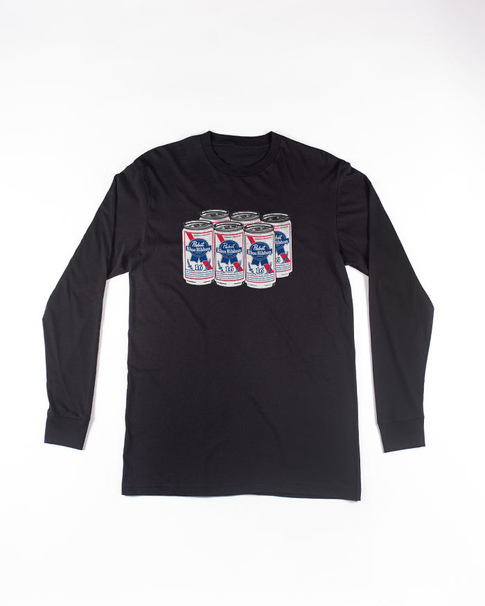 Can L/S - Pabst Blue Ribbon Store