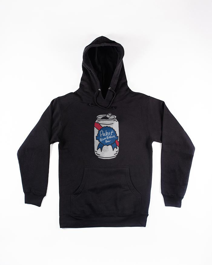 Fun Can Hoodie - Pabst Blue Ribbon Store