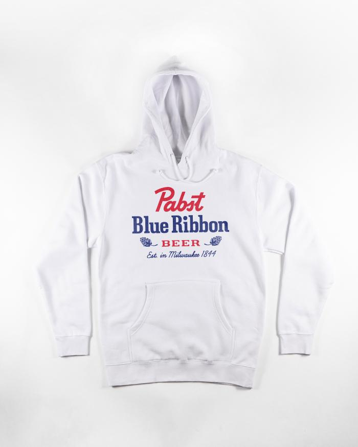 Hopper Hoodie - Pabst Blue Ribbon Store