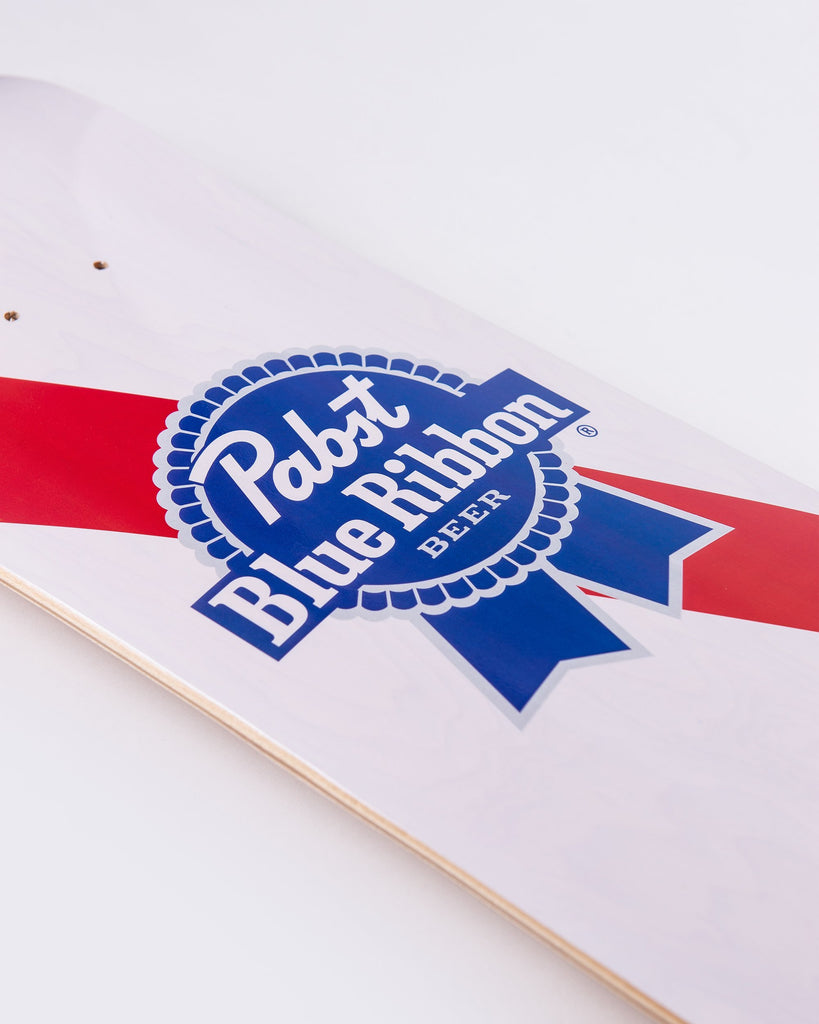 Ribbon Skateboard Deck - Pabst Blue Ribbon Store