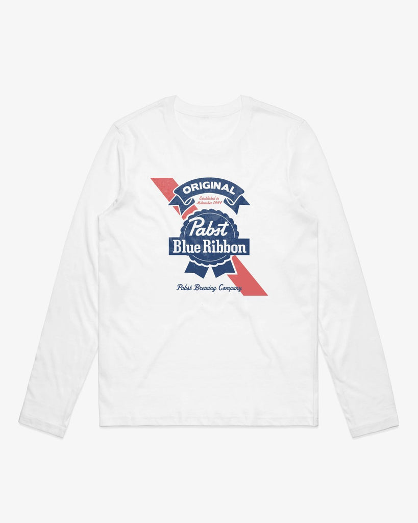 Women's Original Long Sleeve- White
