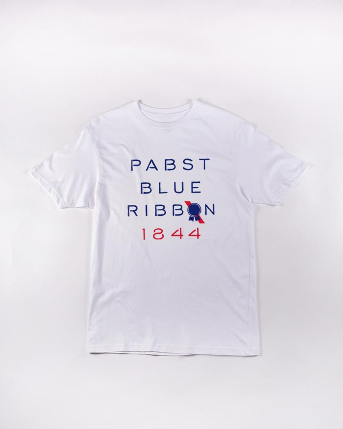 Staple Tee - Pabst Blue Ribbon Store
