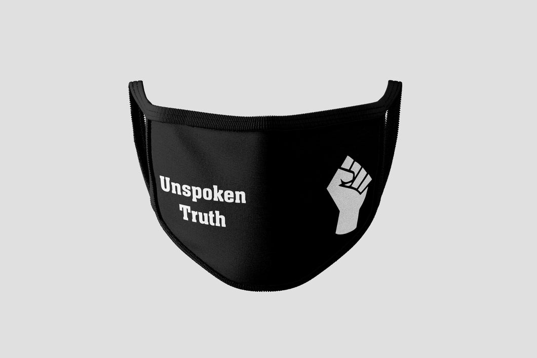 Unspoken Truth mask