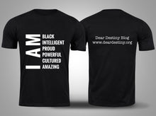 "Load image into Gallery viewer, ""I  AM"" T-Shirt"
