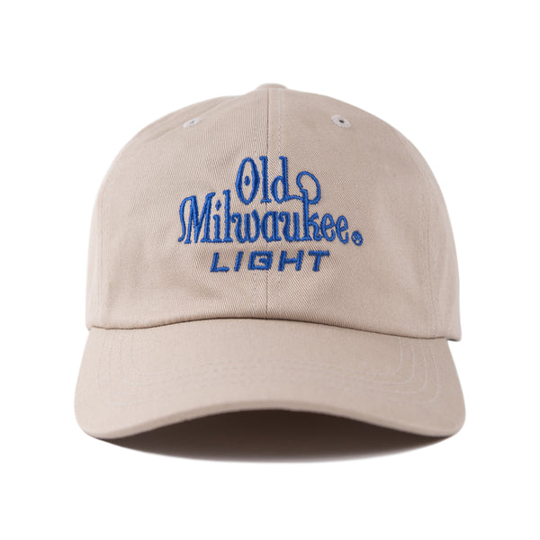 OLD MIL LIGHT DAD HAT - STONE