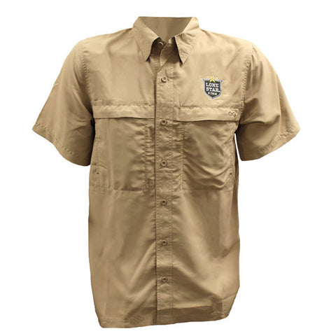 Lone Star GameGuard Men's Microfiber Shirt - Size Mens Small