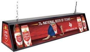 Lone Star Armadillo Pool Table Light Lone Star Beer Store - Star pool table