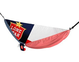 Lone Star Texas Flag Hammock