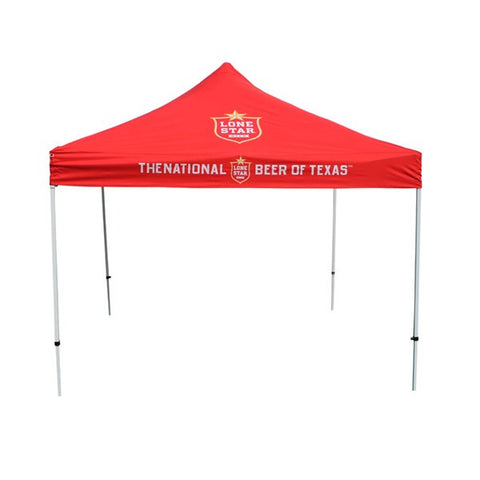 Lone Star Pop Up Tent 10' X 10'