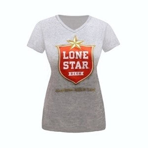 LS T-Shirt Womens Grey