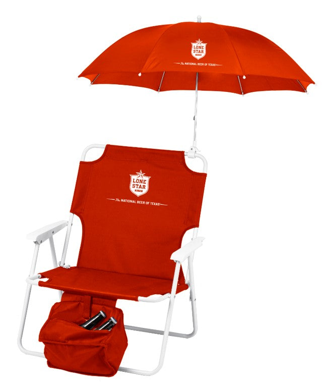 LS Beach Chair with Cooler