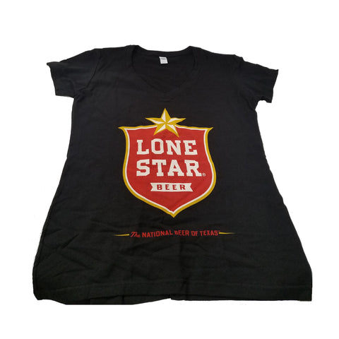 LS T-Short Women's V-Neck