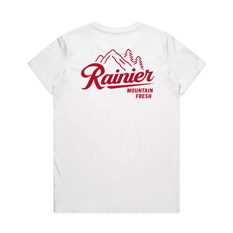 MOUNTAIN FRESH WOMEN'S TEE