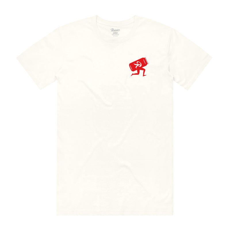 REWILD THE RAINIERS TEE