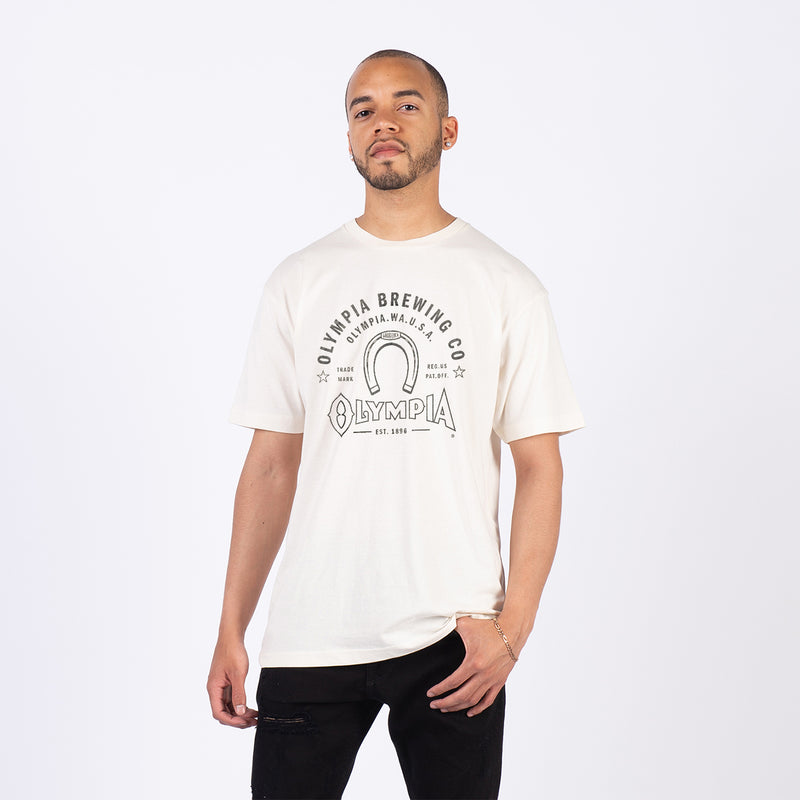 THE NATURAL TEE - VINTAGE WHITE