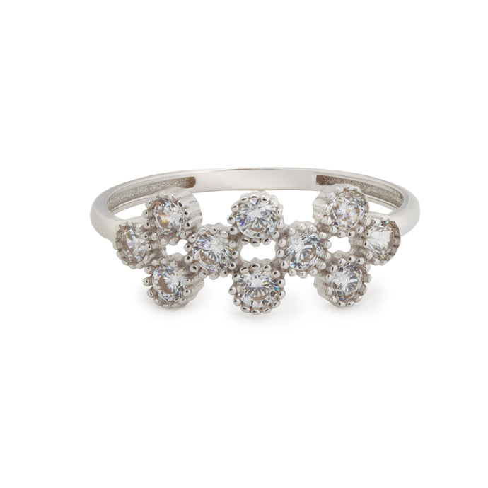 Carmela Ring White Gold