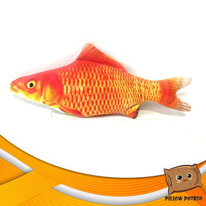 3D Wriggly Fish Toy
