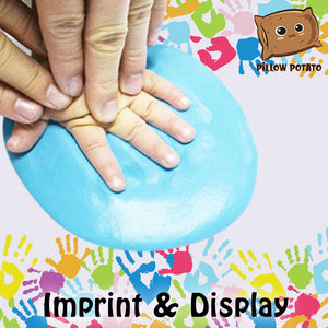 DIY Baby Hand & Footprint Molding Kit