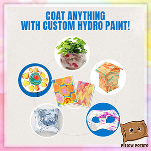 HydroGraphics Marbling Paint Set