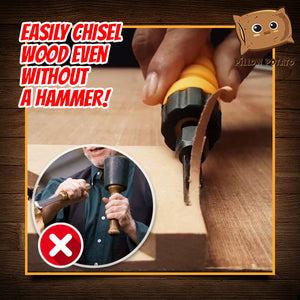 EZCarve Electric Wood Carving Chisel