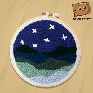 Craft3D DIY Punch Embroidery Kit