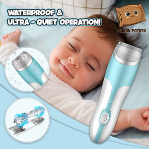 AutoCollect Baby Hair Trimmer