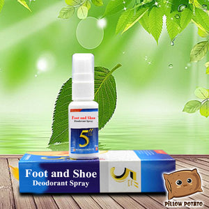 Foot and Shoe Antifungal Spray