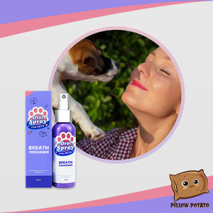 Pet Breath Cleanser