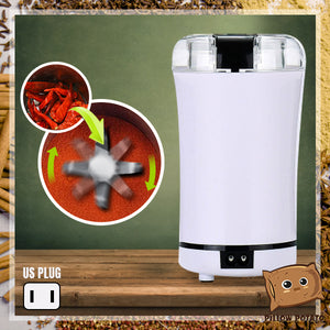 1-Press Mini Electric Food Grinder