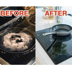Stove Top Burnt Stains Remover