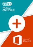 Office 19 + ESET NOD32 Antivirus