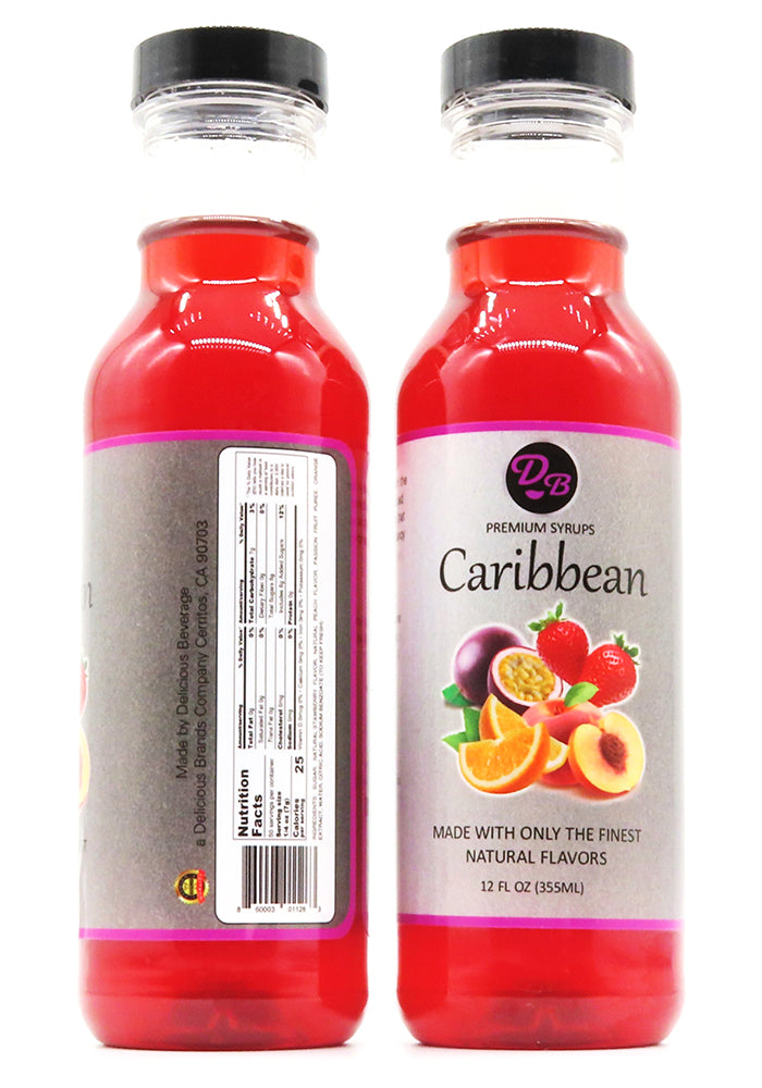 Caribbean Signature Syrup