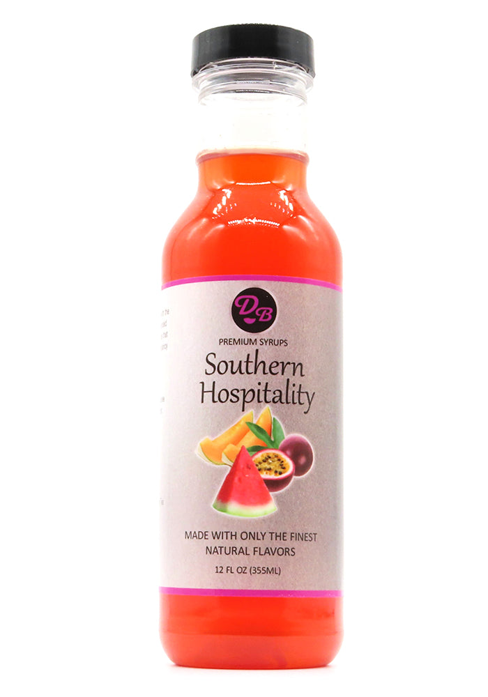 Southern Hospitality Signature Syrup