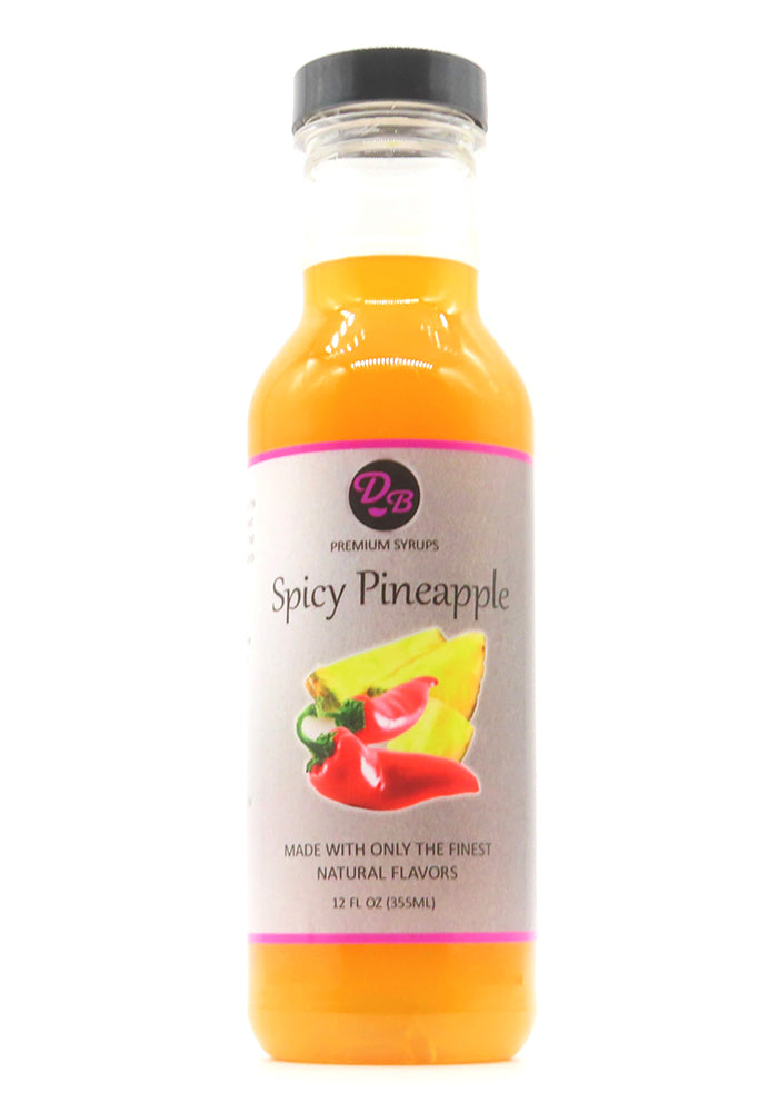 Spicy Pineapple Signature Syrup