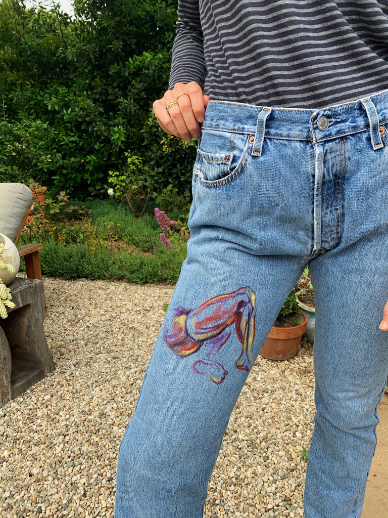 501 Muscle Jeans