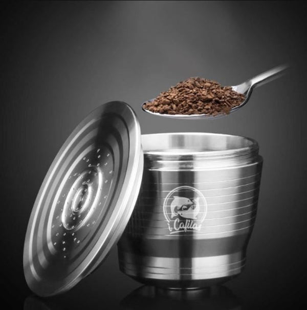 Capsule de café réutilisable acier 100004472 New Kitchen Pop
