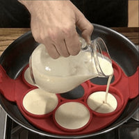 Pancake-crêpe maker - New Kitchen Pop